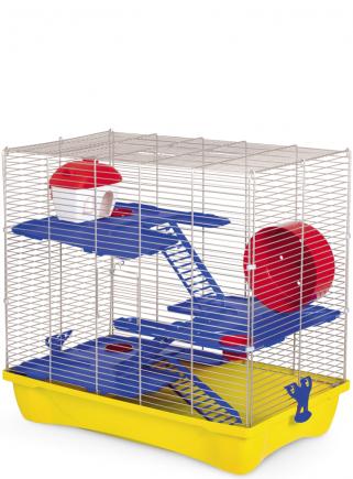 Gabbia criceto Hamster 12 Flat - 1