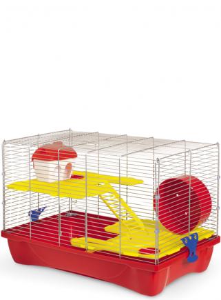 Gabbia criceto Hamster 11 Flat - 1