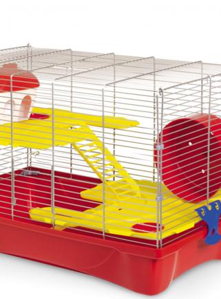 Gabbia criceto Hamster 11 Flat