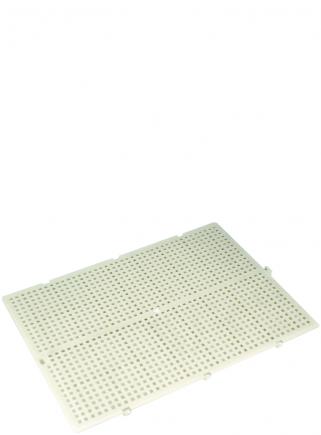 Egg tray bottom for hatchery 54 - 162 -108 - 1