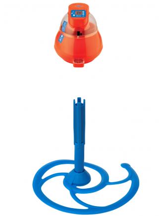 Automatic egg turner for digital 16L hatchery