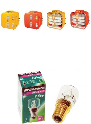 15W miniature lamp for covatutto 108-162