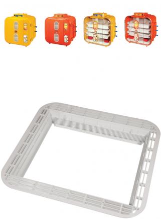 Telaio cassetto portauova per covatutto 108 - 108