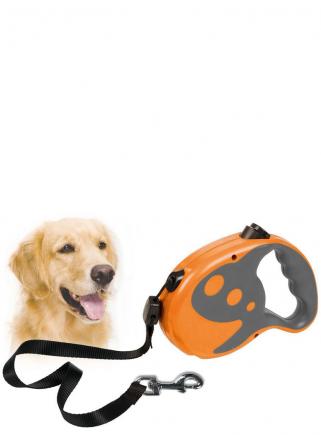Retractable leash mt. 8 x kg.50