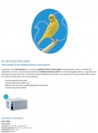 Ionizzatore Depuratore aria
