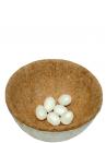 Nest in jute and felt Ø 10 cm - 2