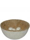 Nest in jute and felt Ø 10 cm - 3
