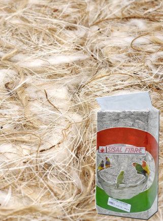 Fibre Nido: Cocco Sisal Juta Cotone da kg.1 - 1
