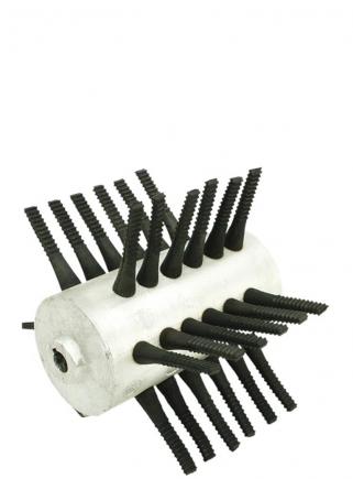 Roller + 36 plucking fingers