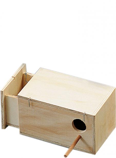copy of Nido legno Cocorite cm.13x12x17 h. - 1