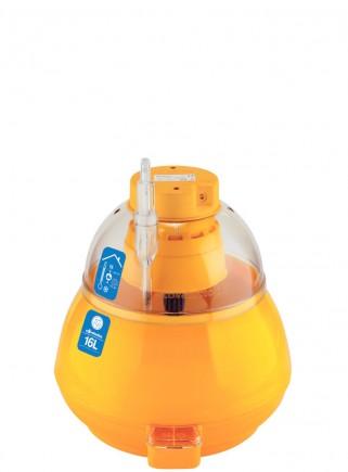 Incubatrice 16L analogica con girauova manuale - 2