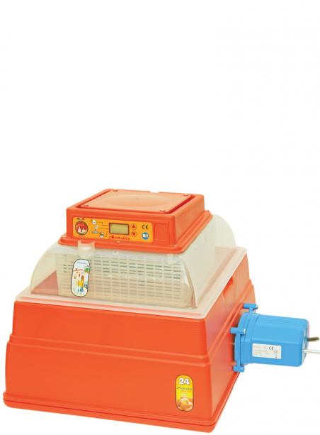 Incubatrice covatutto 24 DIGITALE automatica - 1