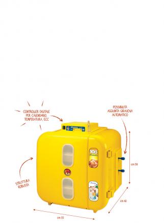 Incubatrice 108 analogica - 3