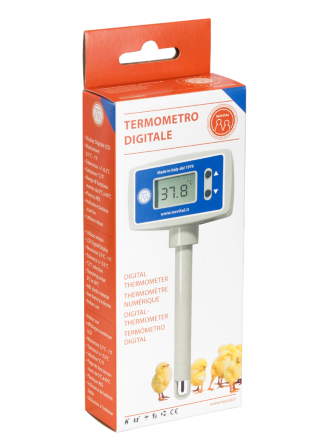 Termometro digitale per incubatrice covatutto - 1