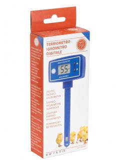 Termoigrometro digitale per incubatrice covatutto - 1