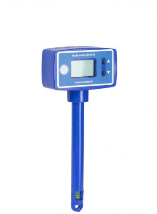 Termoigrometro digitale per incubatrice covatutto