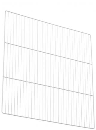 copy of Griglia bianca per gabbia cova cm.120