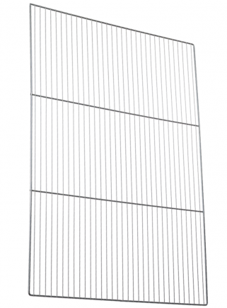 Galvanized grid for 120 hatching cage