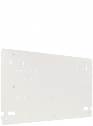 Rear panel for hatching cage 120 - 2