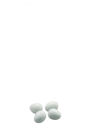 Uova piccole diam.cm.1,3 x 1,6 h. - 1