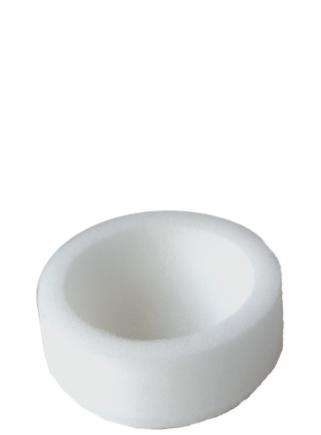 Nido in gommapiuma diametro cm.10 - 1