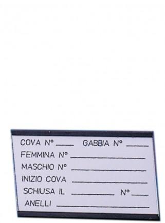 Porta schede STA magnetico - 1