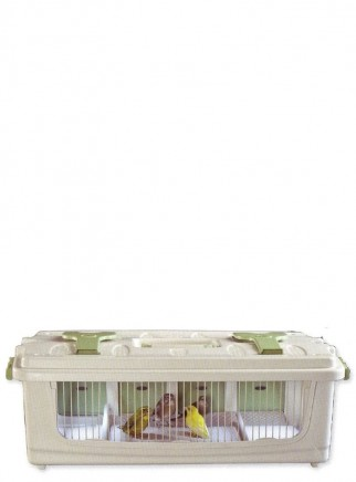 Trasportino STA Safari Cage - 4
