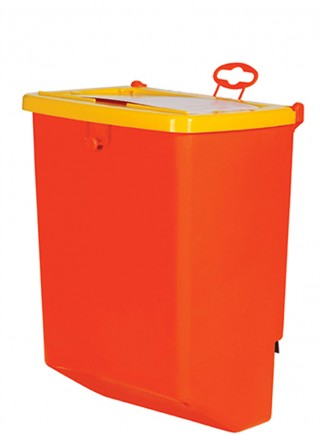 Feeder 1 compartment + lid