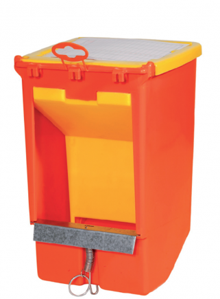 Feeder 1 compartment + lid - 1