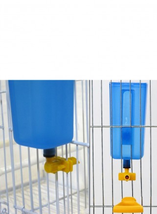 Acuabird drinker with container cc.200 with perch - 3