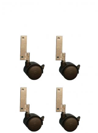 4 wheel aviary kit - 1