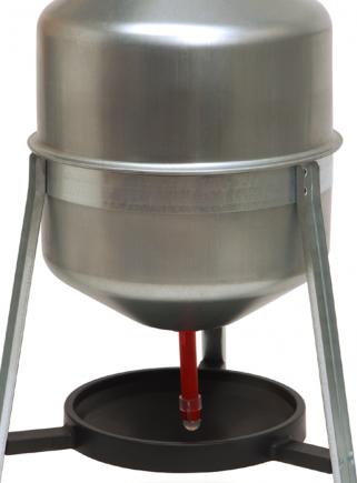 30 l siphon drinker in Giove2 sheet metal