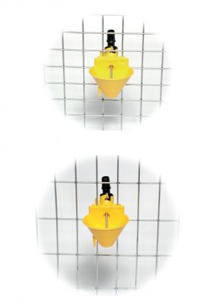 Abbeveratoio automatico per avicoli COPAVI - 5