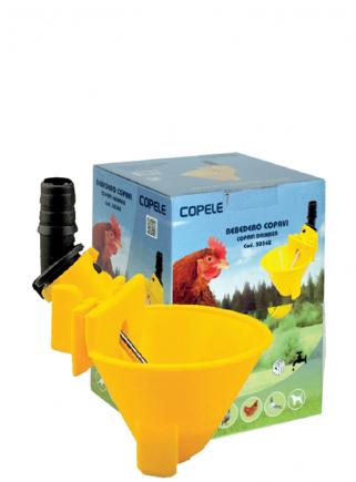 Abbeveratoio automatico per avicoli COPAVI - 2