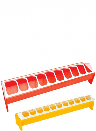 Plastic bar feeder - 1