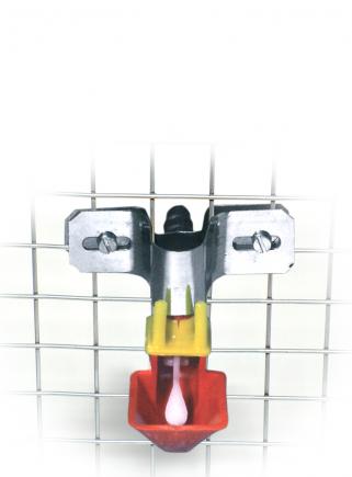 Abbeveratoio automatico ovaiole con molla - 2