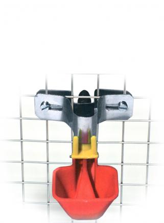 Abbeveratoio automatico pulcini con molla