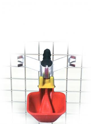 Abbeveratoio automatico pulcini con molla - 1