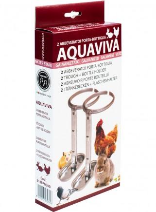 Aquaviva sheet metal bottle holder pcs. 2 - 1