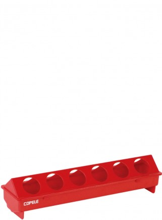 Feeder with plastic holes 50 - 1 cm