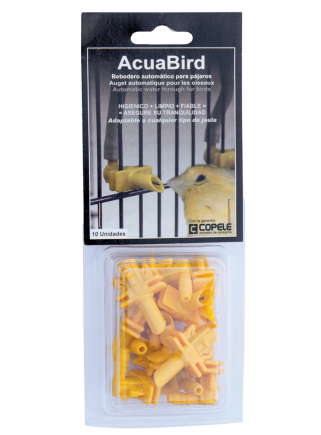 Abbeveratoio Acuabird autom. con posatoio - 3