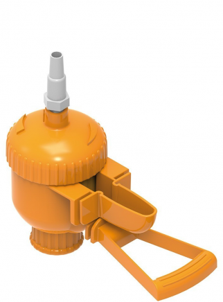 Abbeveratoio Pajaros automatico con posatoio - 2