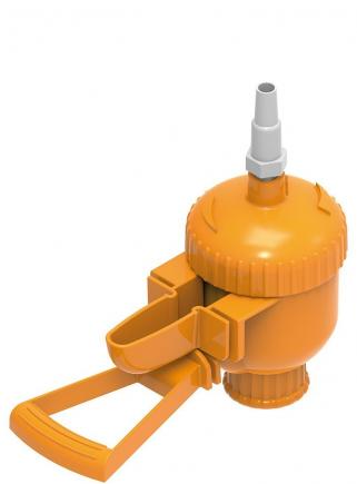 Abbeveratoio Pajaros automatico con posatoio - 1
