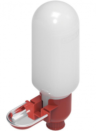 Spain Mini drinker with bottle