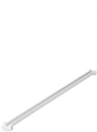 Guida divisorio gabbia bianca cm.58 art.20.326 - 1