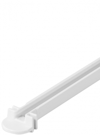 Guida divisorio gabbia bianca cm.58 art.20.326