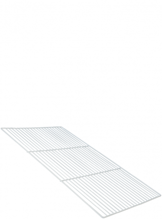Griglia  gabbia bianca cm.58 art.20.326 - 1
