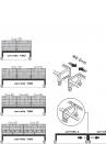 Trolley 180 for breeding cage 60 - 120 - 180 - 3
