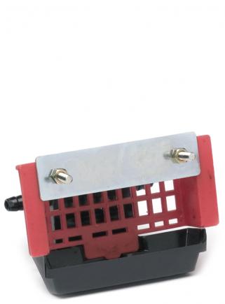 Abbeveratoio quaglie automatico a vaschetta - 1