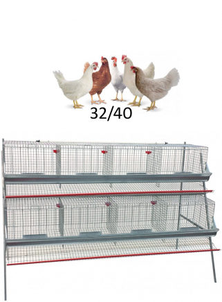 Chicken cage floors 2 - 1
